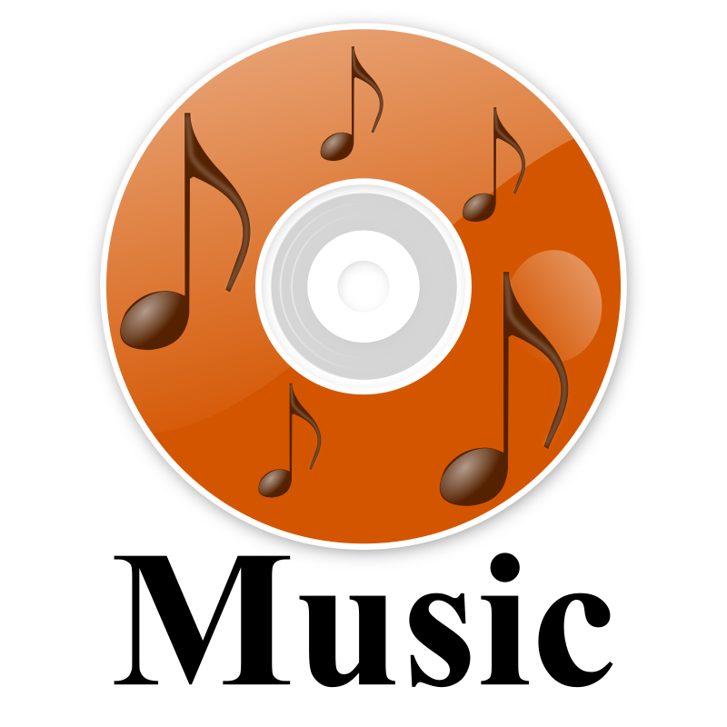 music file icon by hatalar205 - A music file icon.