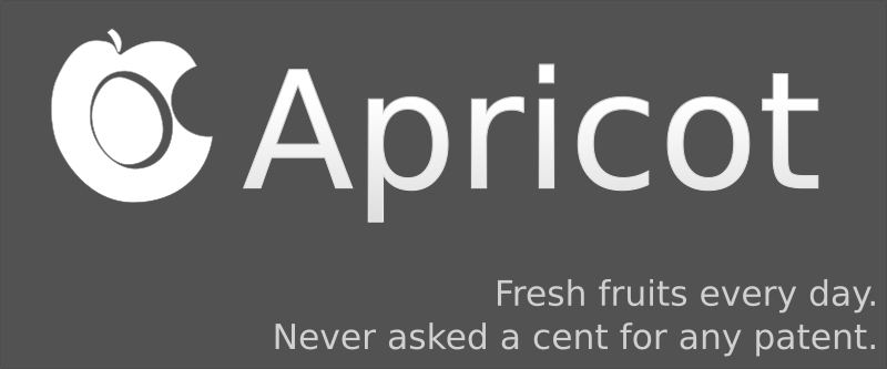 Apricot by mi_brami - Apricot fruit store. Fresh fruit every day.  Share me for free on g+!