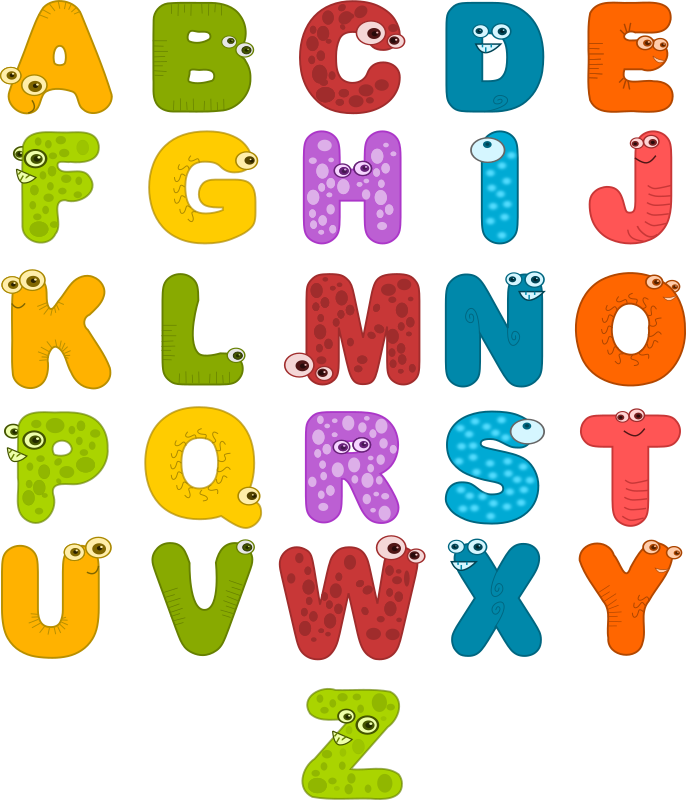Animal Alphabets by subrav