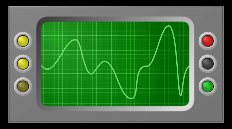 Oscilloscope image