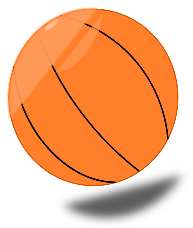 Clipart - Basket Ball