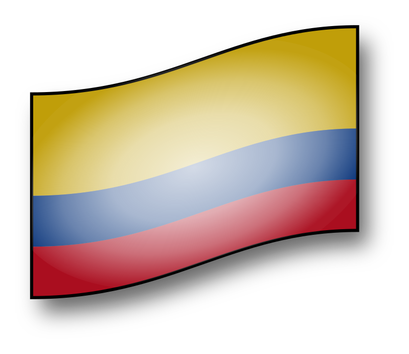 Columbia flag by GMcGlinn