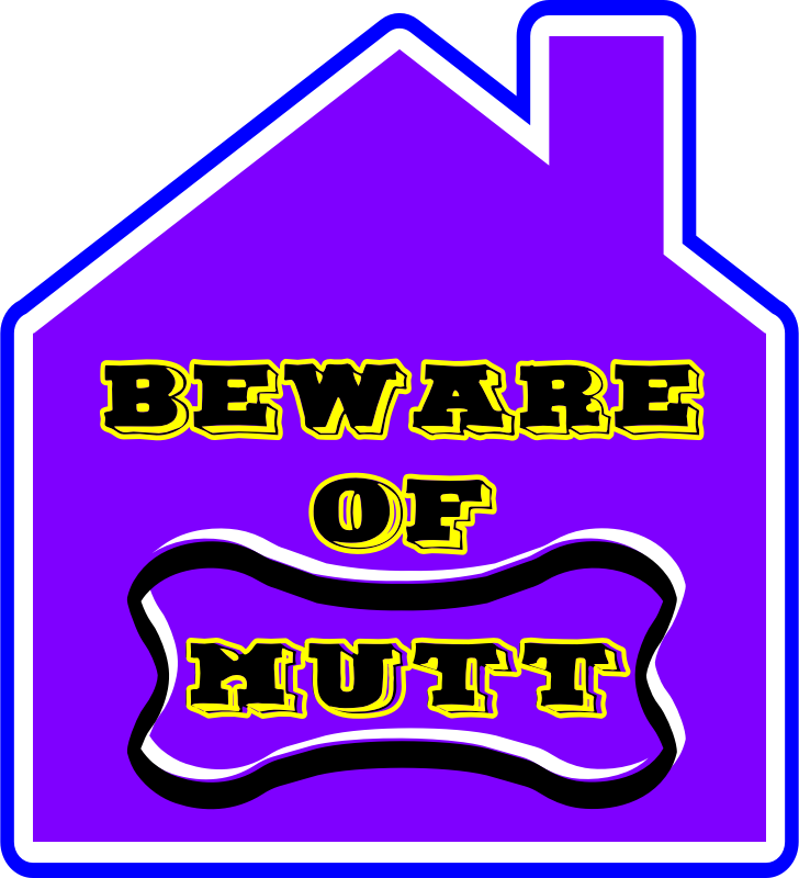 Beware of Mutt by bobby520