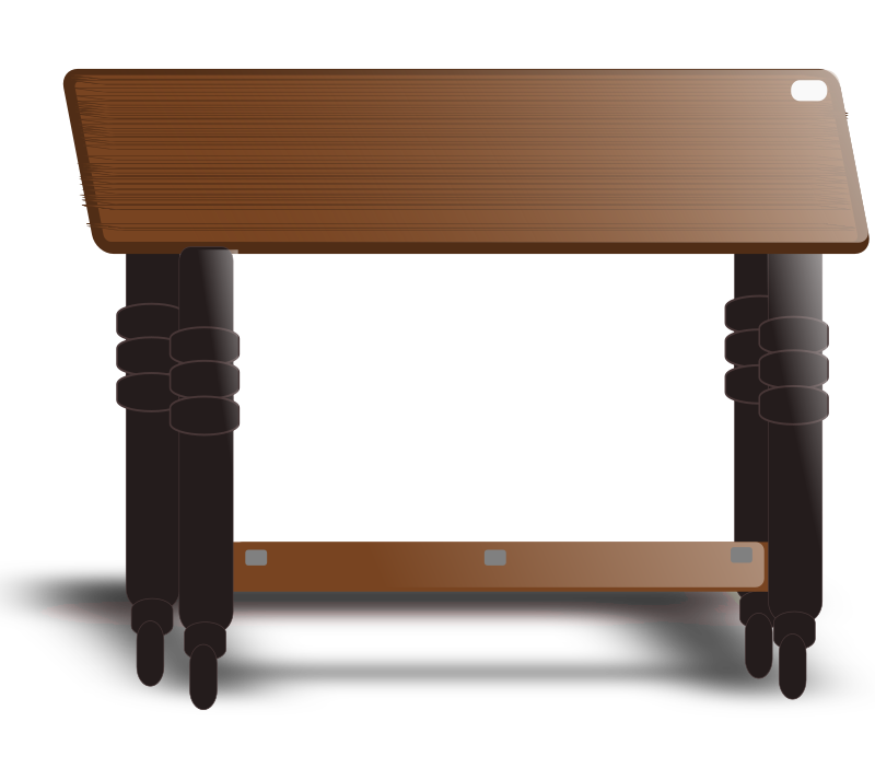Teak Top Table by lpr577 - table made by teak. Created by bala swecha developer Prabhat