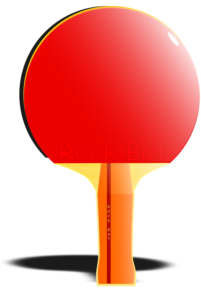 Ping Pong Buster by lpr577 - a table tennis bat. Created by bala swecha developer Prabhat