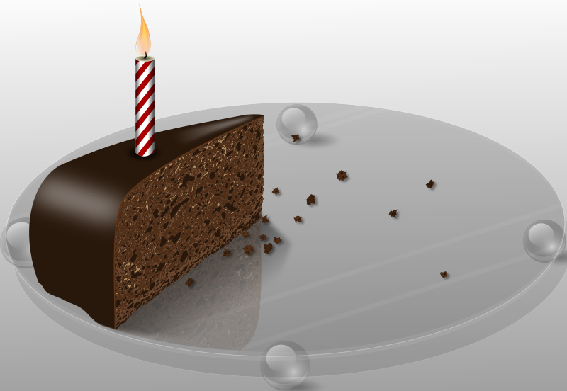 birthday cake by Chrisdesign - The last one :-))