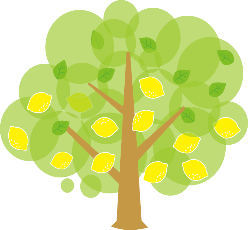 lemon tree  by stilg4r - a lemon tree