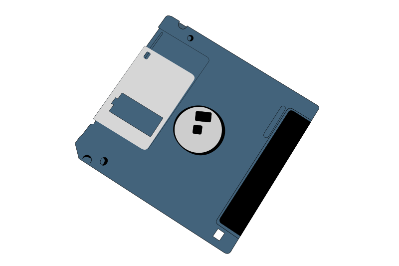 Diskette by JAKoriginal - this a classic diskette to computer