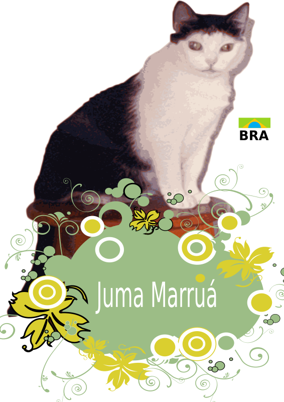 Juma Marruá with flowers by Karolus_BR - My beautiful girl posing for a photo + flowers / Juma Marruá  (1991-2010).  Tribute to my nostalgic daughter, adopted after being found outside a super-market (with few month old) / Homenagem para minha saudosa filha, adotada, após ser encontra-da na porta de um supermerca-do (com poucos meses de nasci-da).