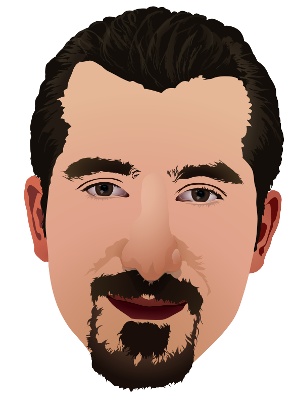 Bassel Realistic Avatar by pianoBrad - A very realistic avatar of freebassel