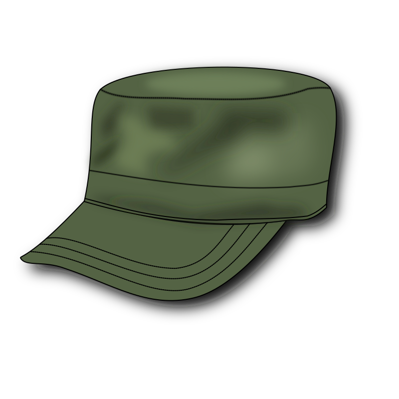 Army hat by mola - Army hat