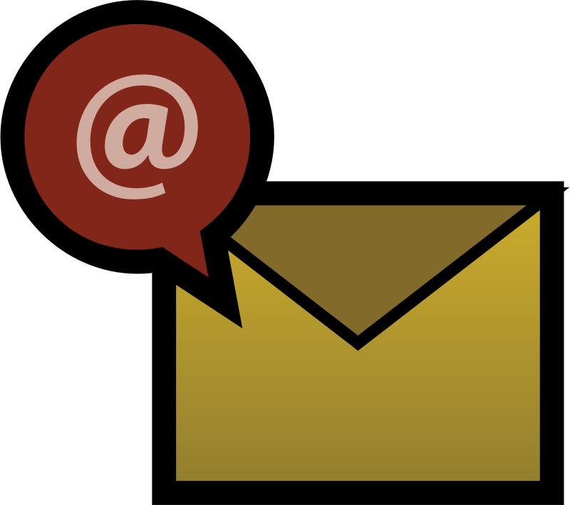 Email by ytknick - Email icon.