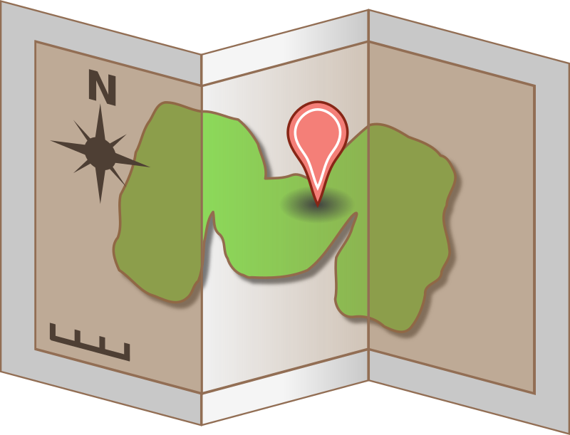 Map Icon by libberry - Needless to say, this is an imaginary island.