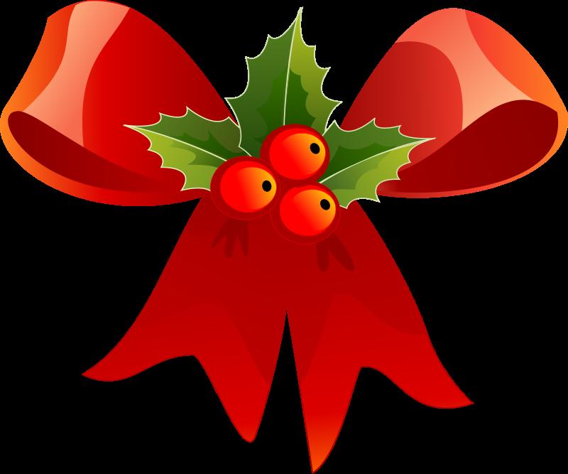 Christmas ribbon by uwesch a crhristmas ribbon