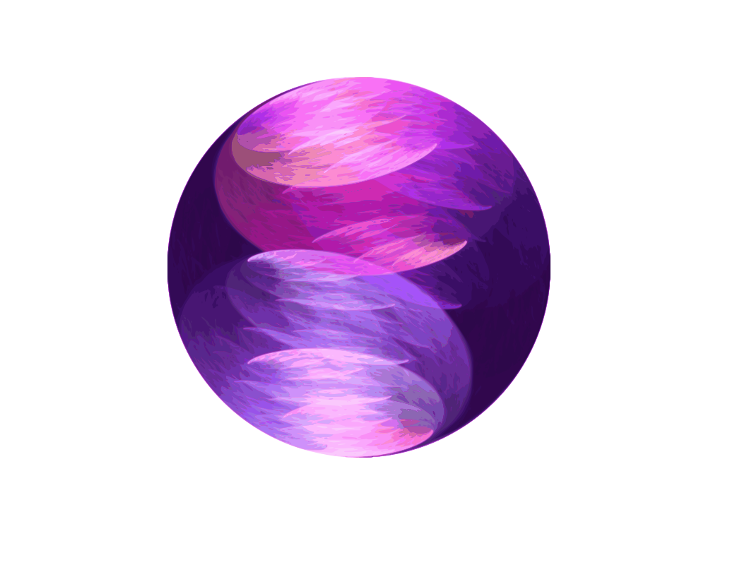 Christmas bauble by Snus_Murka - This is vectorized vershion of christmas bauble - originally drawn and rendered in Apophysis (fractal creation) and finally vectorized in Inkscape