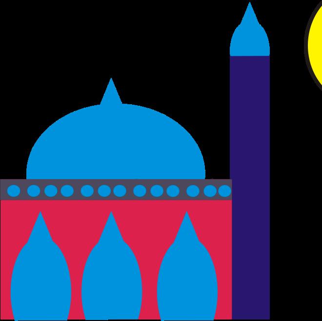 Clipart - masjid