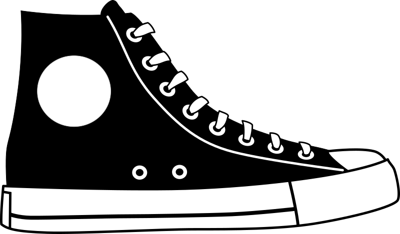 Clipart - Shoe: openclipart.org/detail/173952/shoe