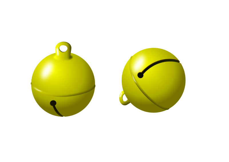 Clipart - jingle bells