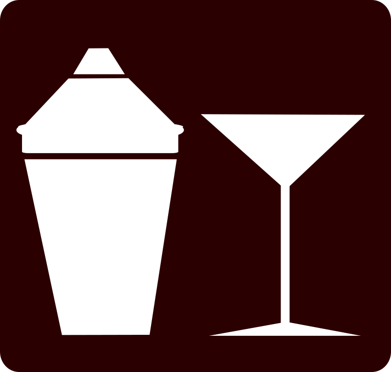 Cocktail Icon / Martini Icon by FunDraw_dot_com