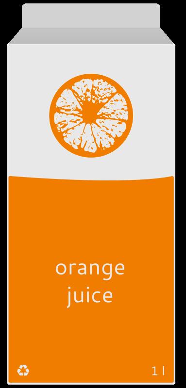 orange juice clipart free - photo #24