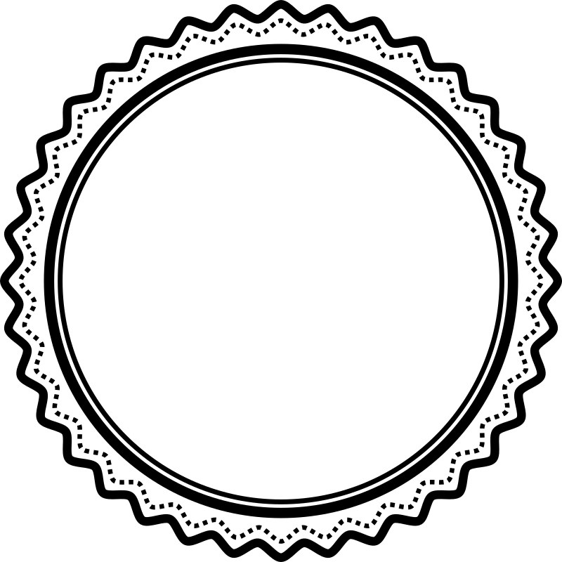 "Fancy Badge 2 by akdean - Another ""badge"" or ""seal"" for use in Web 2.0-style designs..."