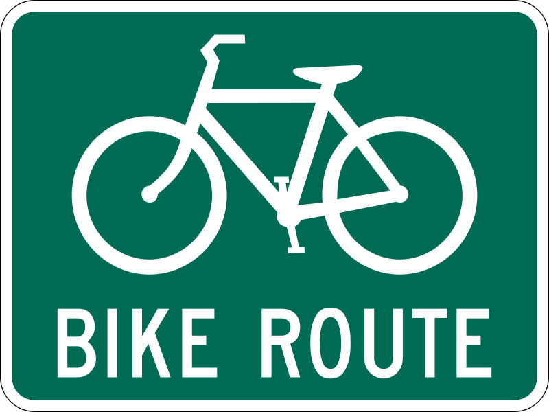 Bike Route by Rfc1394