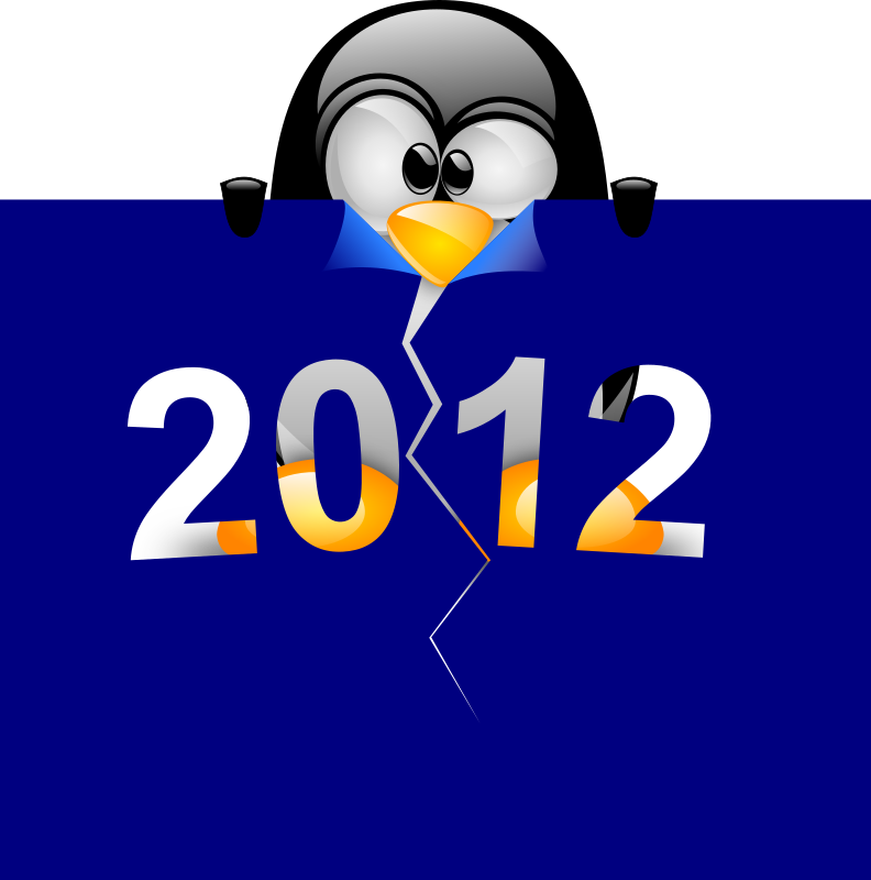 Tux fin 2012 by defaz36