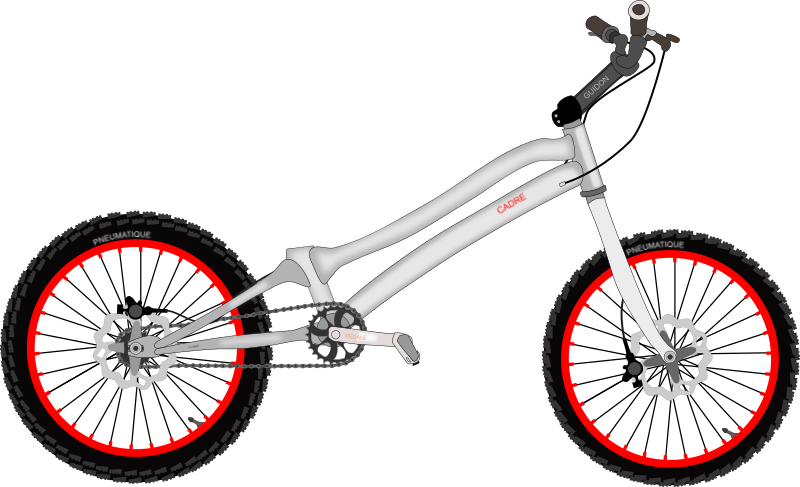 Trial Bike by luc