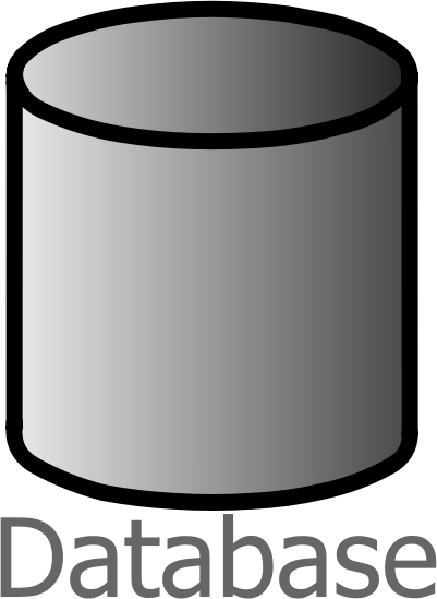 Database Symbol Labelled by witcombem