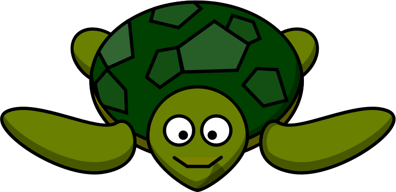 smiling turtle by ruthirsty - smiling turtle