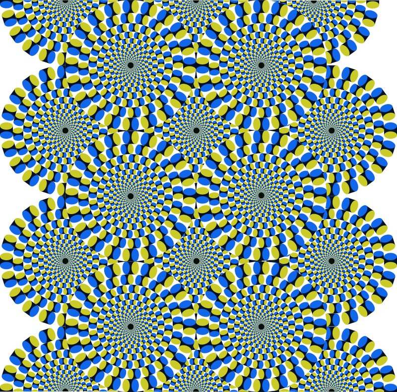 Optical Illusions Clip Art