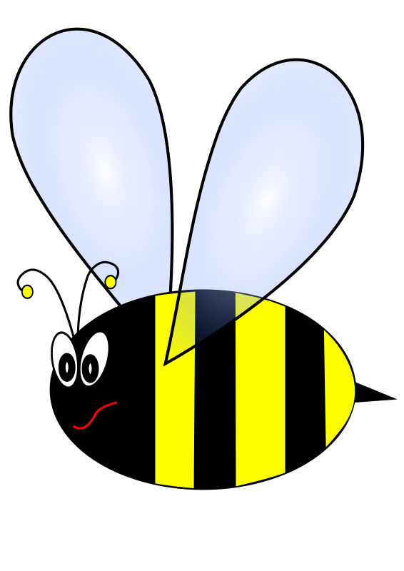 bee by artbejo - bee
