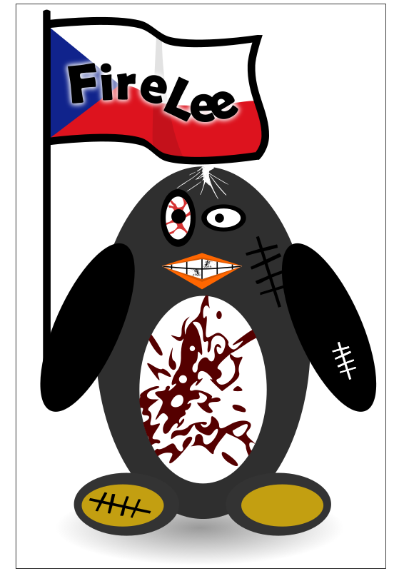 Avatar PINGUIN by FireLee - A penguin avatar