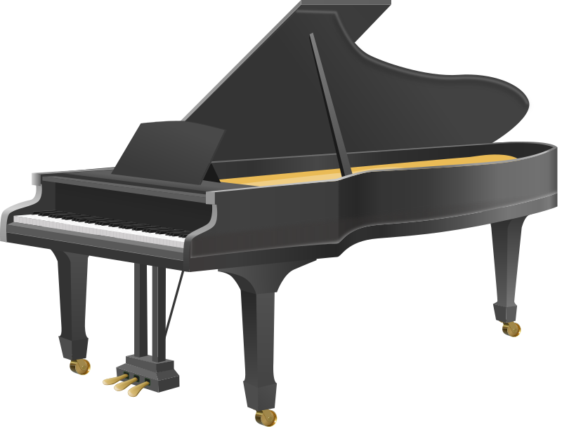 Grand Piano by Mirek2 - Grand piano