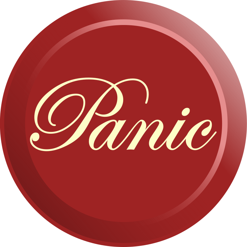 Elegant Panic Button by TWX
