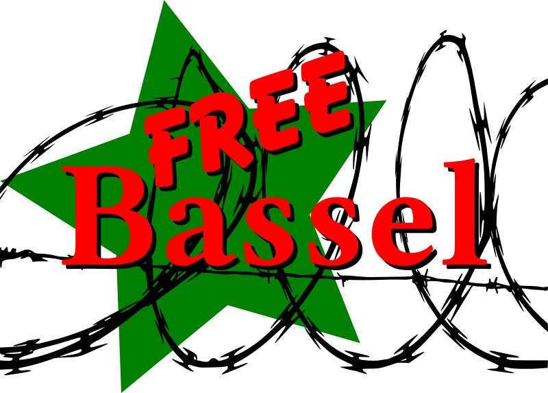 Please Free Bassel by lordoftheloch - Please Free Bassel, the world needs more people like him!