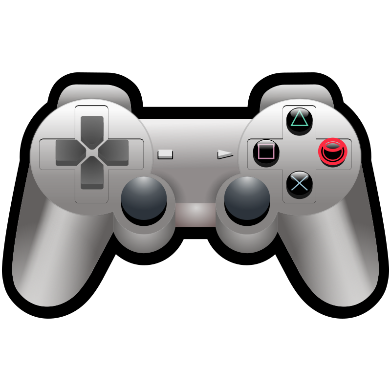 playstation controller by MatthewHenninger