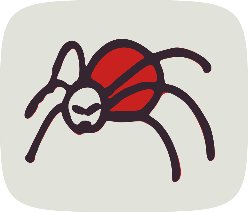 Spider by global quiz - cute spider