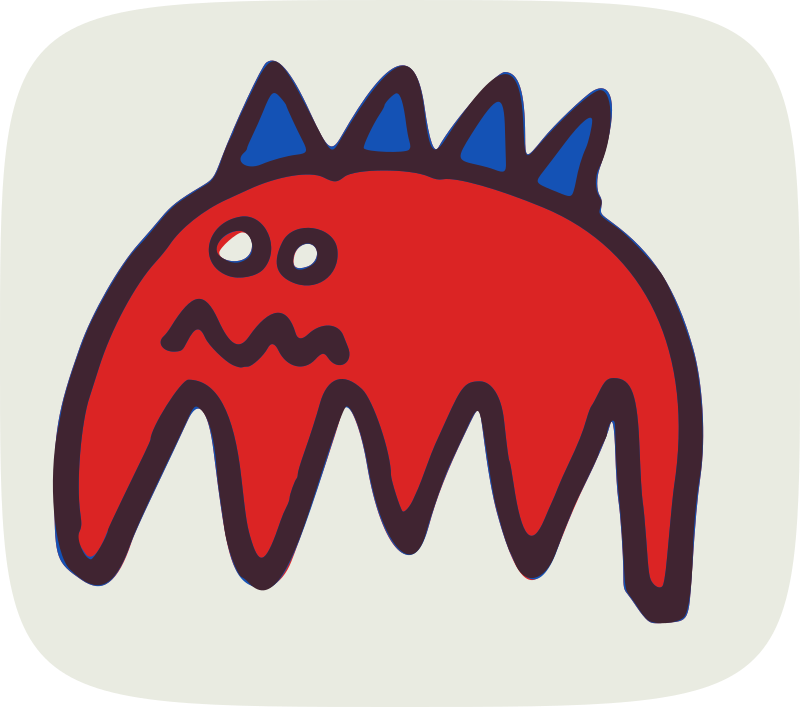 scared monster by global quiz