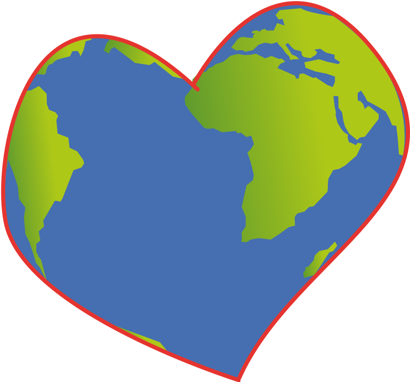 heartened by presquesage - baume au coeur, heartened, planet earth, love, planete terre, amour