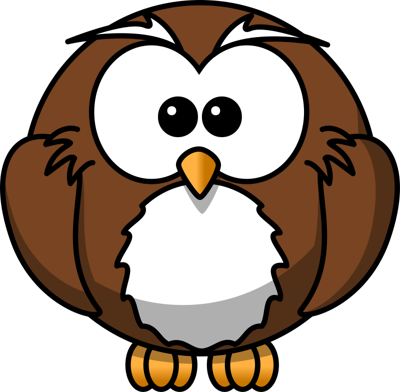 Cartoon owl by lemmling