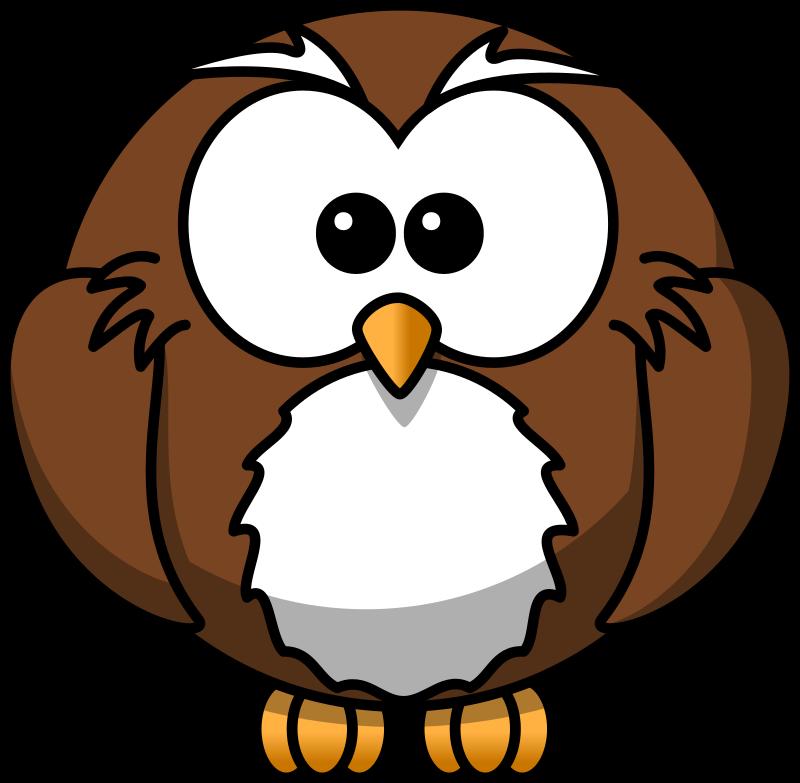 funny cartoon owls - photo #4