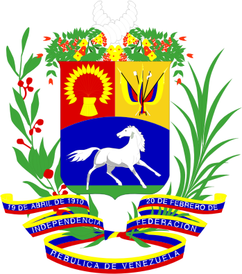 Clipart - Venezuelan Shield