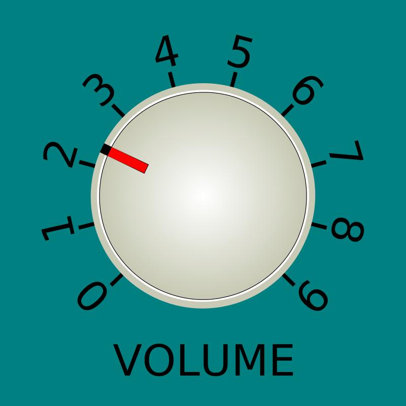 Zerosurf_81501a4b by Zerosurf - Volume Dial