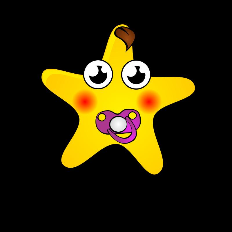 happy star clip art - photo #31