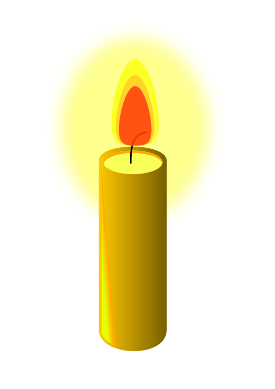 "Beeswax Candle by jesseakc - A taper <a href=""http://www.waxwild.com"">Beeswax Candle</a>."