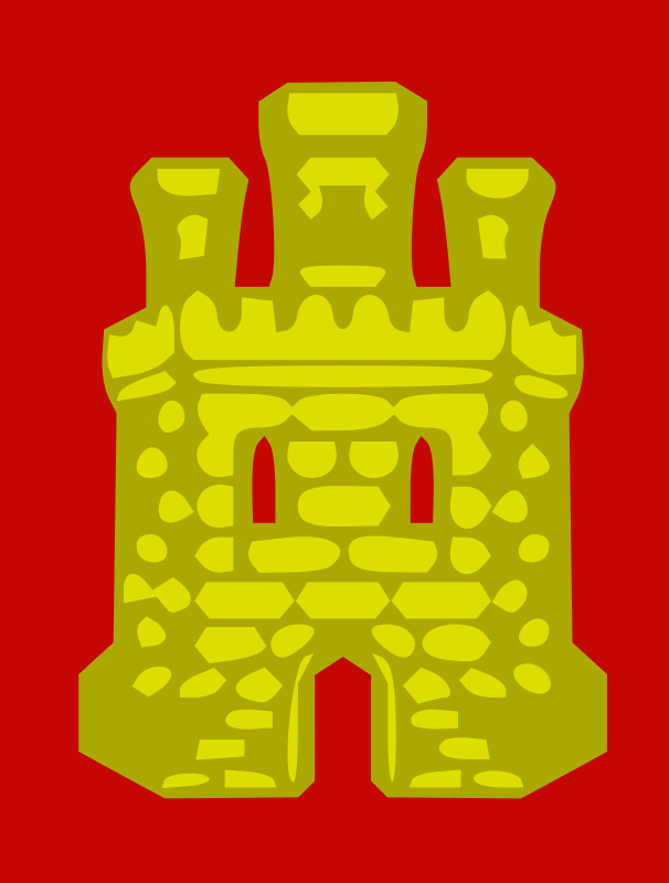 Sand Castle 2 by crossworder - castle heraldy