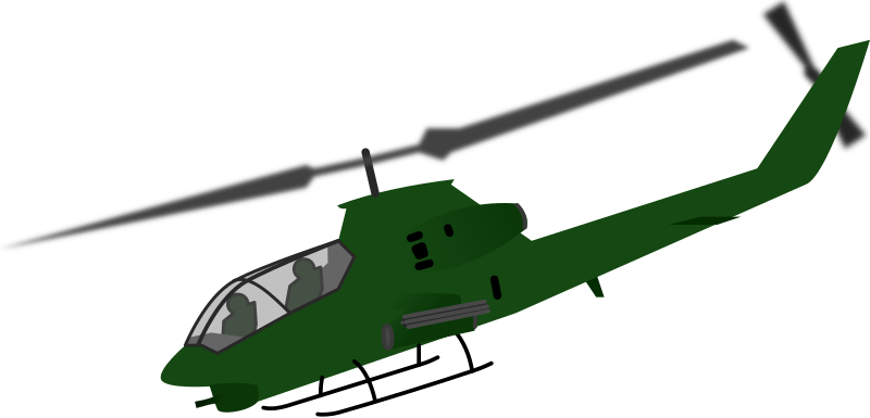 Helicopter by qubodup - little-detail for low-rez heli. made for http://happypenguin.org/show?Paratim