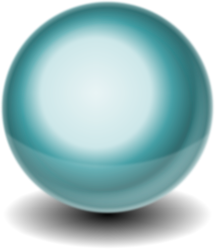 Orb by sergey_1988 - Simple pseudo-3D sphere with reflection and speck.