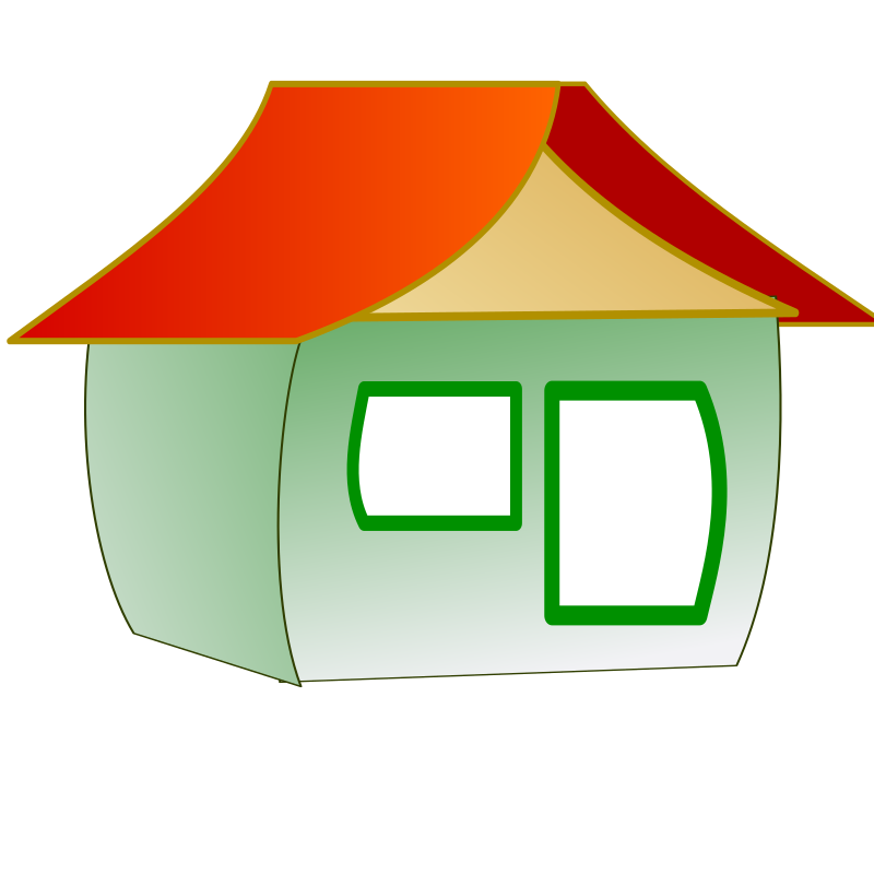 home by tomas_arad - green home icon